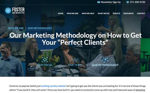 Attract, Convert & Retain Marketing Methodology | Foster Web Marketing