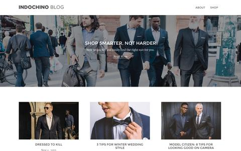 Indochino Blog