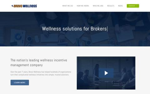 Bravo Wellness - National Provider in Wellness Solutions