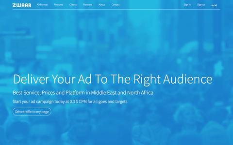 Zwaar Ads - Advertisers