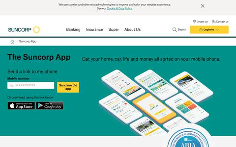 Finance Login Pages   Website Inspiration and Examples   Crayon