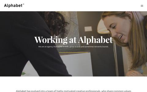 Careers – Alphabet