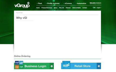 Screenshot of Testimonials Page vgroupinternational.com - vGroup International - captured Oct. 26, 2014