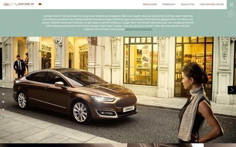 Ford Vignale | Ford DE