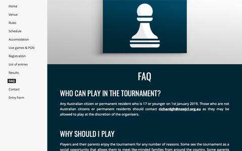 Screenshot of FAQ Page google.com - FAQ - captured Oct. 22, 2018