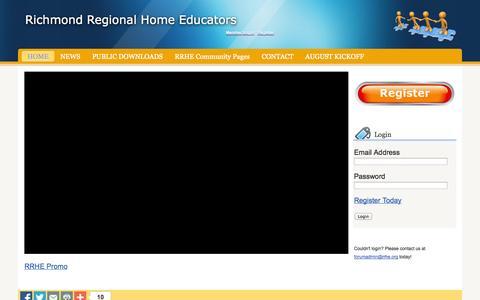 Richmond Regional Home Educators