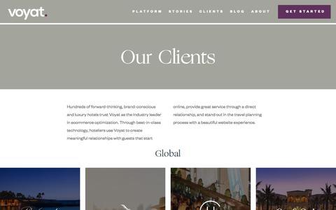 Our Clients | Voyat