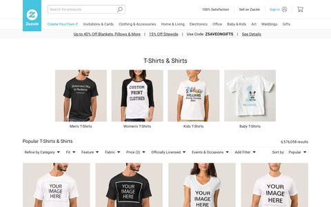T-Shirts & Shirt Designs | Zazzle