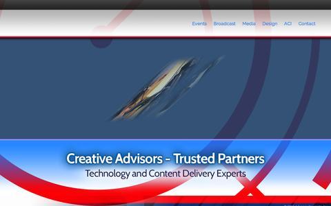 Screenshot of Home Page advanceconcepts.com - Home – Advance Concepts, Inc. - captured Feb. 5, 2016