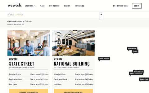 Coworking Space Chicago | WeWork