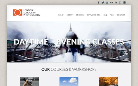 London School of Photography - Courses and Workshops