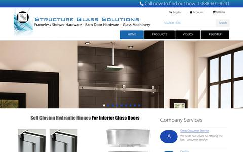 Home - Structure Glass Solutions