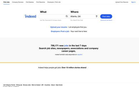 Job Search | Indeed