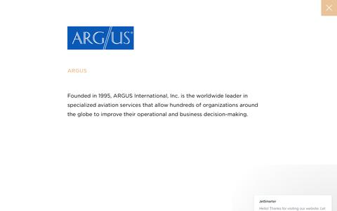 ARGUS   JetSmarter