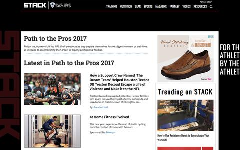 Path to the Pros 2017 | STACK