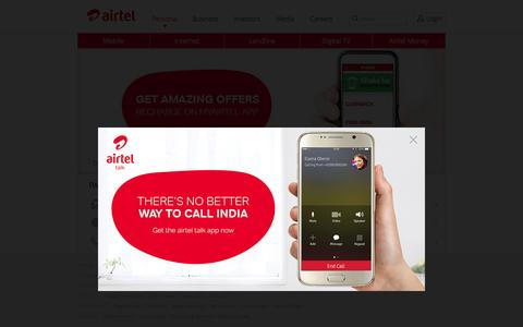it strategy at bharti airtel In june 2010, leading indian mobile telecom company bharti airtel ltd (bal) concluded a deal with zain group (zain) to buy its businesses in fifteen african countries.