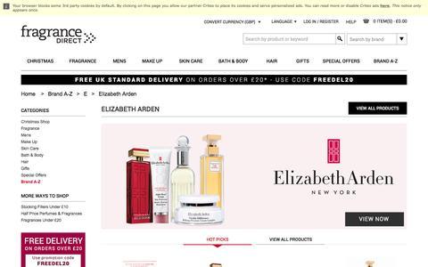 Elizabeth Arden Perfume, Fragrance & Gift Sets | Fragrance Direct