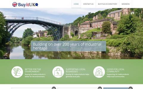 Screenshot of Products Page buyituk.co - BuyitUK.co - Pottery - captured Feb. 8, 2016