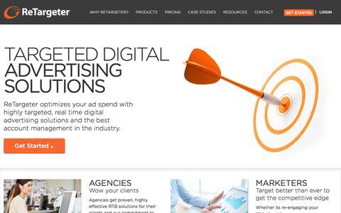 ReTargeter | Retargeting Ads | Remarketing | Display Advertising