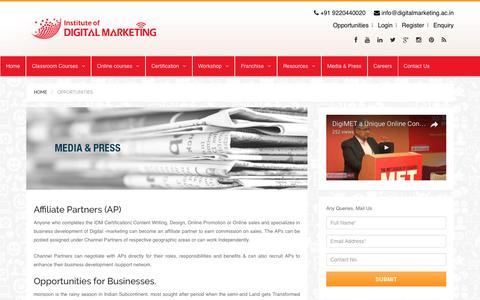 Institute of Digital Marketing | digital marketing institute