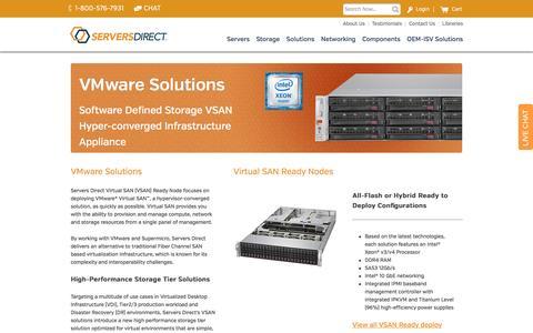 VSAN | serversdirect.com