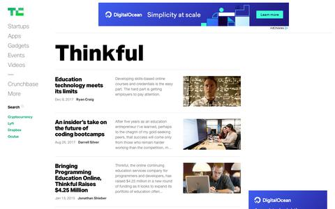 Thinkful | TechCrunch