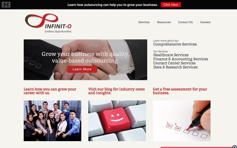 BPO Outsourcing Companies Philippines   Infinit-O