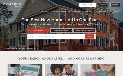 New Homes For Sale In VA, MD, WV, DC & PA – New Homes Guide