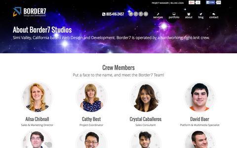 About Border7 Studios | Border7 Studios