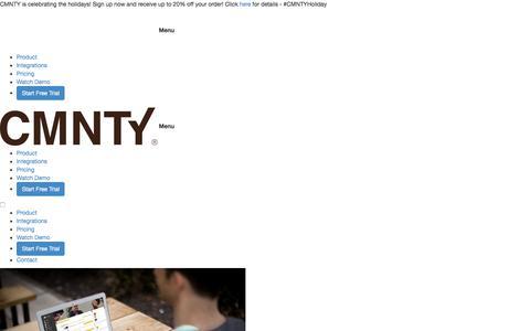 Online Communities For Agencies - CMNTY Cloud