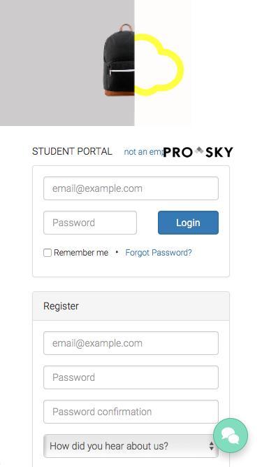 Student Hub • Prosky
