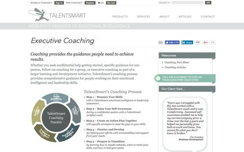 Emotional Intelligence Executive Coaching