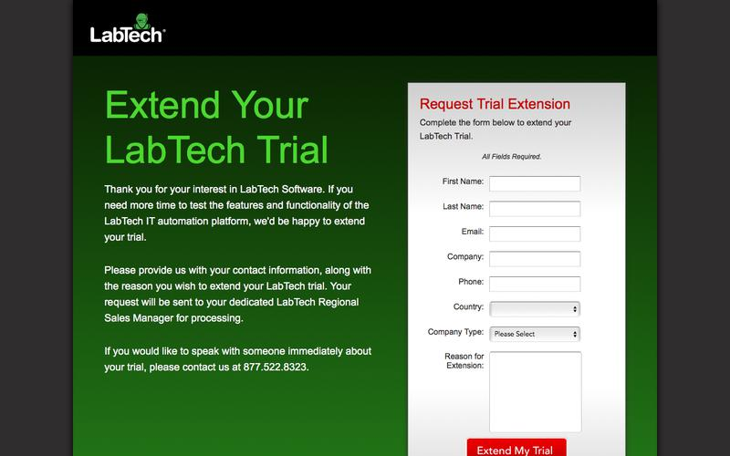 LabTech Software | LabTech Trial Experience