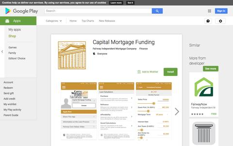 Capital Mortgage Funding - Android Apps on Google Play