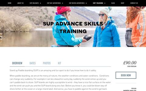 SUP Advance Skills Training — Psyched Paddleboarding