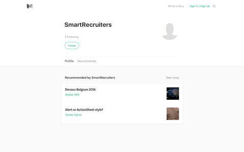 SmartRecruiters – Medium