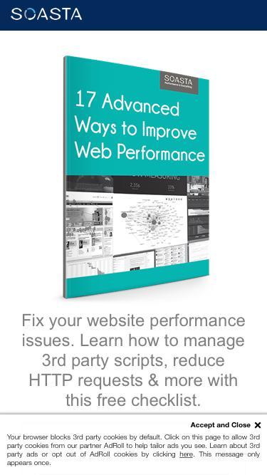17 Advanced Ways to Improve Site Speed & Revenue