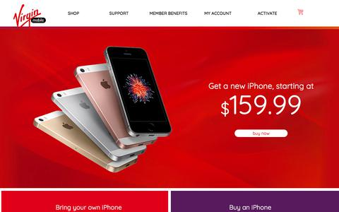 Home Page | Virgin Mobile