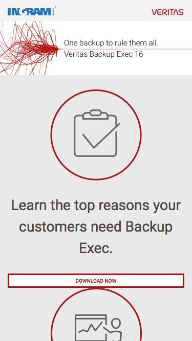 Veritas Backup Exec 16