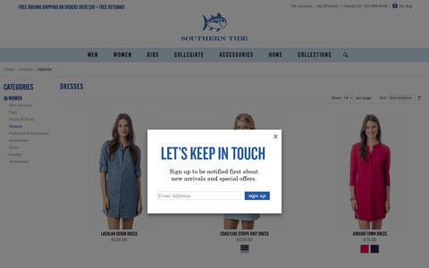 Women's Dresses | Southern Tide