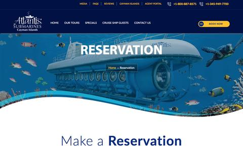 Cayman Submarines Online Reservation, Submarine Day Dive Online booking, Seaworlds Day Tour Online Booking, Night Dive Online Booking