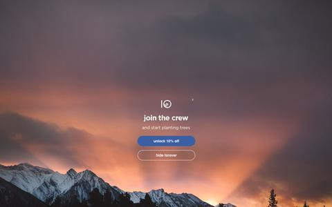 Screenshot of Jobs Page tentree.com - Careers                      – tentree - captured Dec. 11, 2018