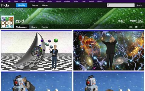 Screenshot of Flickr Page flickr.com - Flickr: ppld's Photostream - captured Oct. 22, 2014