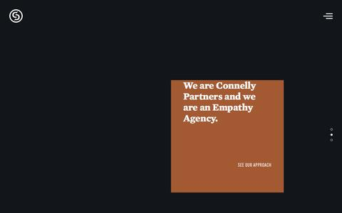 Connelly Partners – An Integrated Agency