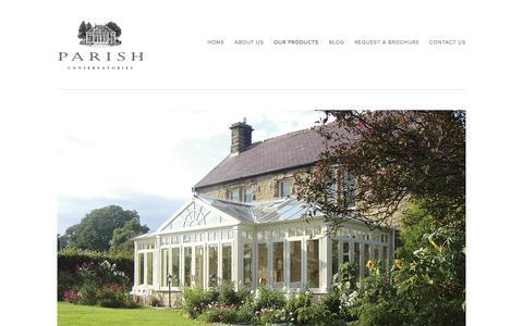 Conservatories — Parish Conservatories | Custom Conservatories | Orangeries | Sunrooms | Skylights | Shades | Bespoke | Home Design