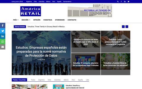 América Retail | La Primera Comunidad del Retail y Consumo Masivo en Latinoamérica