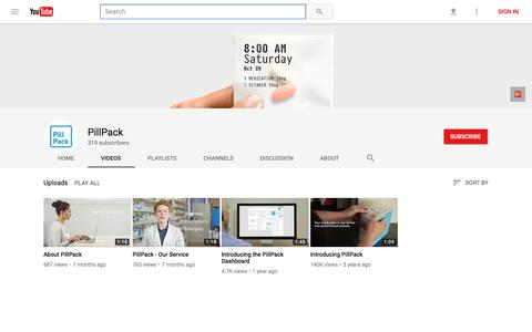 PillPack - YouTube