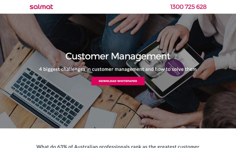 Salmat – Customer Management eBook