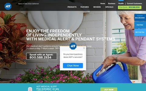 Medical Alert Bracelet & Systems | Medic Alert Bracelet by ADT