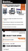 New Landing Page Bloomberg Businessweek